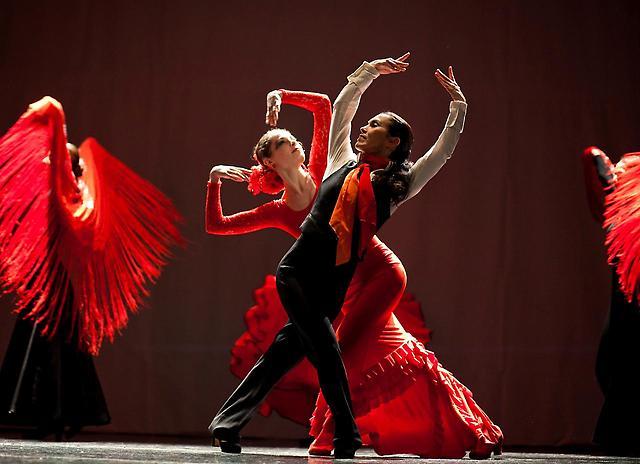 Часть испанской культуры разнообразие танца фламенко, фото № 10
