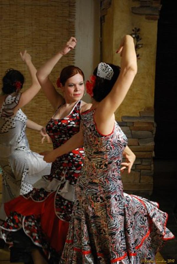 Часть испанской культуры разнообразие танца фламенко, фото № 2