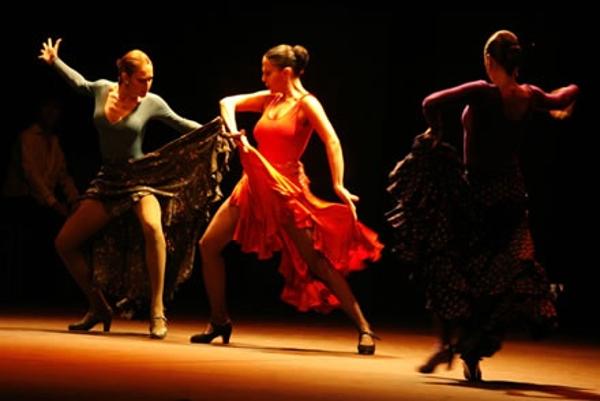 Часть испанской культуры разнообразие танца фламенко, фото № 4