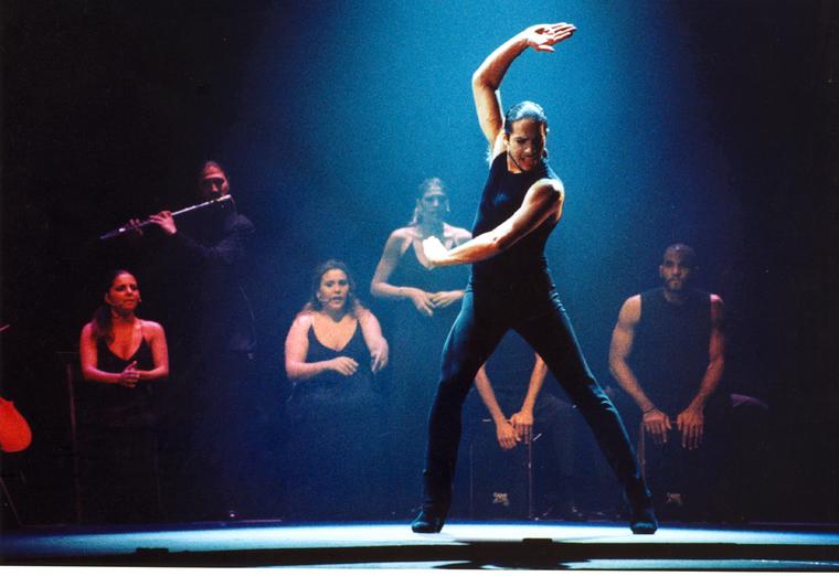 Часть испанской культуры разнообразие танца фламенко, фото № 7