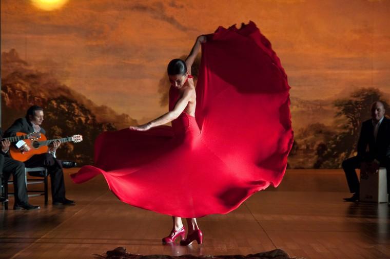 Часть испанской культуры разнообразие танца фламенко, фото № 9
